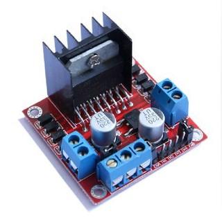 鴻電子298N DC馬達驅動模組 Arduino / 51 / AVR / PIC / MSP430 / ARM