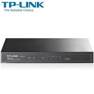 含稅附發票@請先詢問) TP-LINK TL-R600VPN Gigabit寬頻VPN路由器