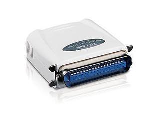 【米路3C】TP-LINK TL-PS110P 單一平行埠快速乙太網路列印伺服器 printer server
