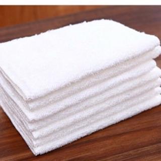 牛牛ㄉ媽*台灣製造100%純棉素色毛巾.20兩12條美容毛巾居家沙龍美髮美體洗髮店可當抹布陣頭廟會枕頭巾居家實用