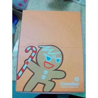 韓國 跑跑薑餅人 盒玩 扭蛋 造型公仔 cookie run 勇敢餅乾 殭屍餅乾 冒險餅乾 黑莓餅乾 櫻桃餅乾