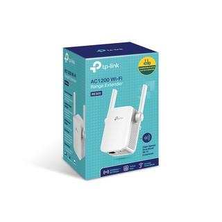 TP-LINK RE305 AC1200 Wi-Fi 訊號延伸器 訊號擴展器 放大器 一鍵橋接無線訊號