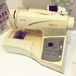 勝家 電腦刺繡縫紉機
