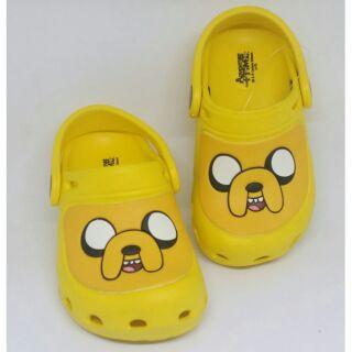 探險活寶 (老皮款) 布希鞋 園丁鞋