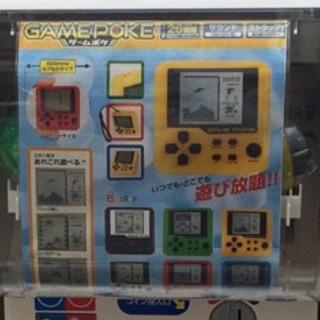 扭蛋 電動迷你遊戲機 迷你款 日本帶回 電動遊戲機 迷你 吊飾