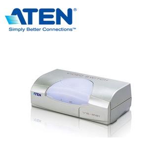 ☆宏軒資訊 電腦維修☆全新ATEN 2PC對1螢幕視訊切換器 (VS291) 自取價$790~現貨供應 實體店面
