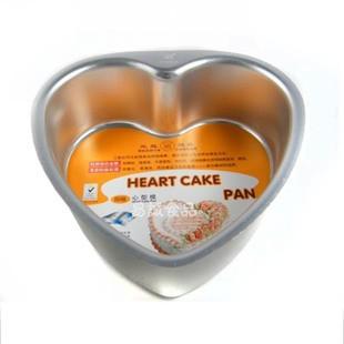 ~愛焙烘焙~ 三能 6吋固定心形模 心形蛋糕模 蛋糕模具 烘培器具 固定底 _SN6854