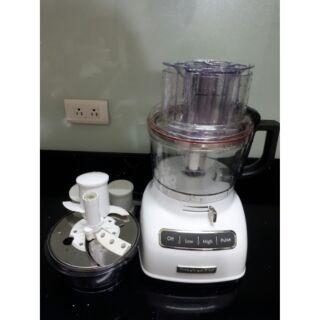 Kitchenaid 食物調理機 9杯 kfp0933wh