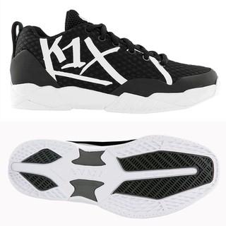 騎士風~ K1X ANTI GRAVITY 德國 街頭 籃球鞋 黑 KXAM463