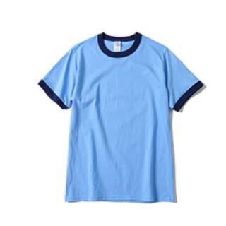(代理商正品)76600系列 吉爾登Gildan 亞規滾邊中性T 藍深藍