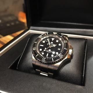 AES DIve Watch 翻玩 Rolex 勞力士 Deepsea 手錶