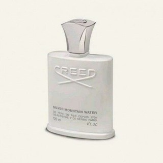 CREED Silver Mountain Water 銀色山泉男性香水120ML
