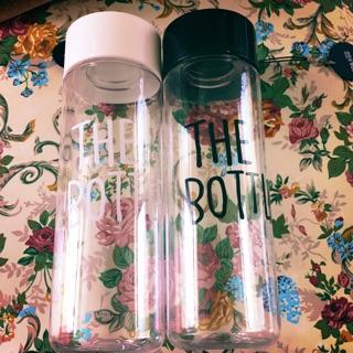 The bottle 環保隨行杯