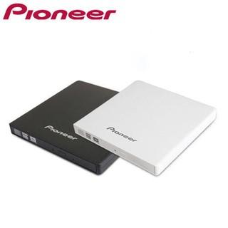 Pioneer 先鋒 DVR-XU01T 8X 超薄外接式DVD燒錄機 (黑/白)
