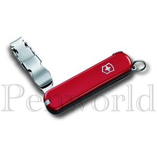 【現貨不用等】瑞士製 VICTORINOX維氏65mm指甲剪Nail Clip 582,4用瑞士刀(0.6453)