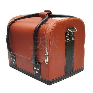 [62114]摩尼芭比布朗化妝箱+雙手提把(豹紋)[62114]化妝箱包