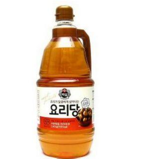 韓國CJ果糖、糖漿요리당 (2.45kg) 健康可口味道甜而不膩可取代砂糖
