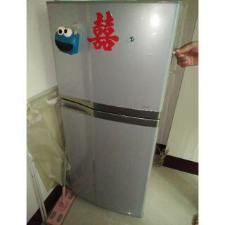 小冰箱 二手 120公升 中和自取
