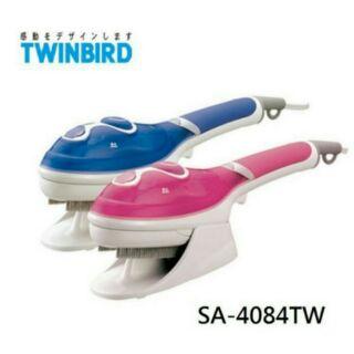 TWINBIRD SA 4084TW SA 4084 手持式蒸氣熨斗掛燙刷