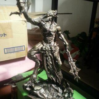 上古卷軸Online 典藏版 帝國版 12吋 Molag Bal 魔神 雕像 單售