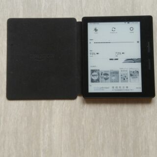 Amazon kindle oasis電子閱讀器