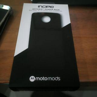 MOTO Z 無線充電電池背蓋