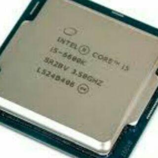 Intel i5-6600k 盒裝 聯強 保內 1151 參考 i5-6500 i5-6400