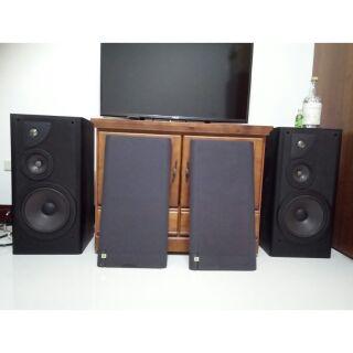 Jbl lx600 經典美國喇叭 低音Q彈
