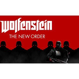 Wolfenstein: The New Order 德軍總部:新秩序 STEAM 序號 PC
