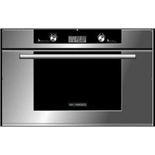 義大利SVAGO☆SN1262☆崁入式不鏽鋼☆蒸烤爐