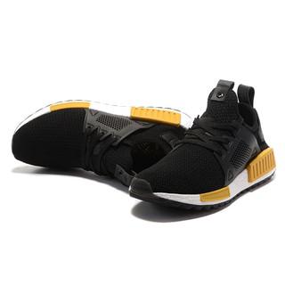 fc2f59a449483 Latest Drop 12 3 Adidas NMD R1 Multi Color On Feet vs Triple White