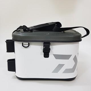 釣具出清 DAIWA S(A)誘餌袋 釣魚工具袋  S36(A) 白 28*40*27cm