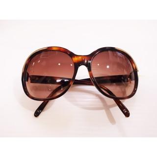 Chloe 琥珀色膠框墨鏡 太陽眼鏡