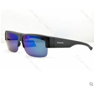 特惠。。寶麗來one&one偏光套鏡近視太陽鏡架男女士駕駛夾片墨鏡眼鏡7616