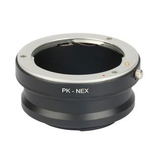 相機周邊配件  賓得pk鏡頭轉SONY索尼NEX轉接環 PK-NEX 6 5T 5R A6000 A7R