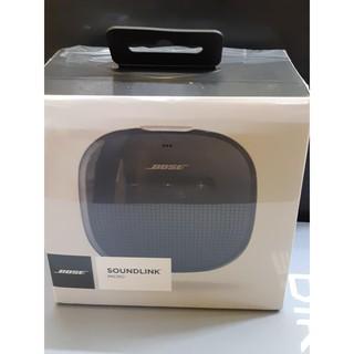 BOSE SoundLink Micro 藍牙揚聲器(午夜藍)