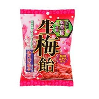 日本立夢生梅糖