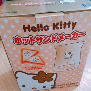 Hello kitty 造型吐司機  麵包機 烤吐司機 熱壓吐司 可愛吐司 kitty 小熊圖案 三明治