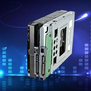 2.5吋SSD SAS到3.5吋SATA硬盤硬盤適配器托盤機架熱插拔 BGG