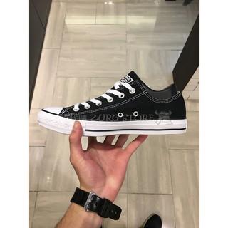 札克代購 CONVERSE CHUCK TAYLOR ALL STAR 黑 帆布 基本款 男女鞋 M9166C