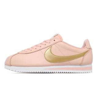 二手/Nike/阿甘鞋/玫瑰金/粉嫩金/馬卡龍