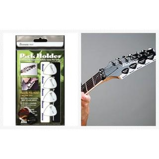 『FBI聯邦樂器』 Ibanez PH101 黏貼式匹克夾 Pick Holder 日本製