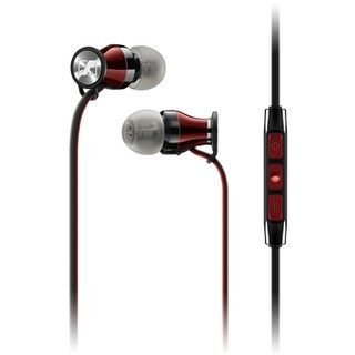 聲海 SENNHEISER MOMENTUM In-Ear G 紅色 Android系統適用 耳道式耳機