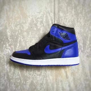 Promise Shop Nike air Jordan 1 黑藍 2017
