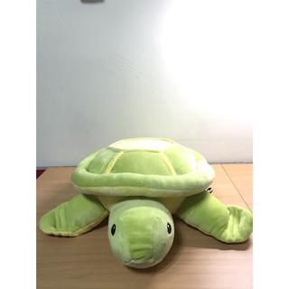 綠色烏龜絨毛娃娃 玩偶