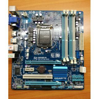 技嘉 Z77m D3H 1155 主機板