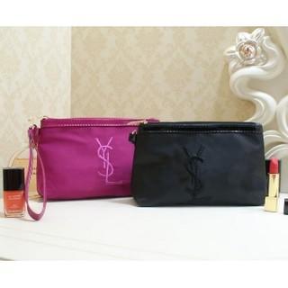 ~NO 186 ~兩色YSL 聖羅蘭化妝包收納包手拿包手機包洗漱包萬用包小包零