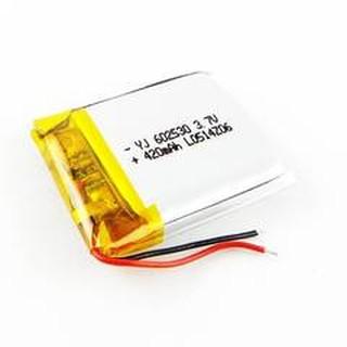 602530 062530 3.7V 400mAh 鋰聚合物電池 音箱 PAPAGO GPS 行車紀錄器電池