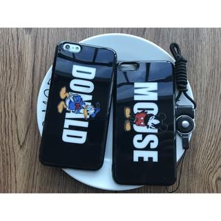 OPPO殼家R11 IPhone8 米奇 唐老鴨 R9s R9 plus IPhone9 plus手機殼