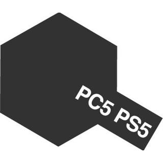 TAMIYA 田宮噴漆 PS-5 (黑色)